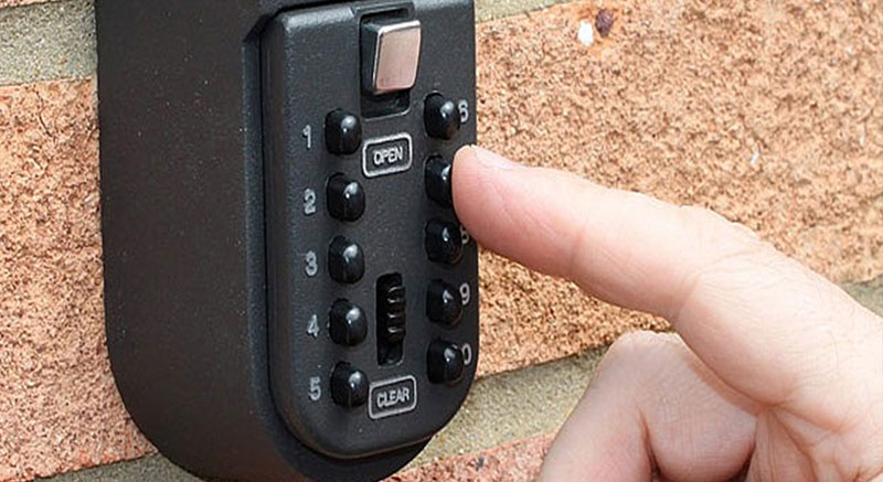 Key Safe Installation Service - Locksmith Rothwell, Seacroft & Garforth Leeds